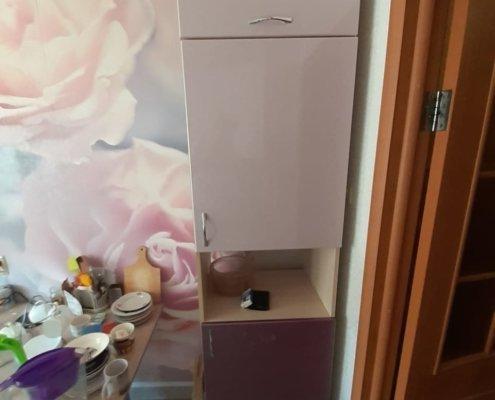 Отдельный шкаф кухонного гарнитура