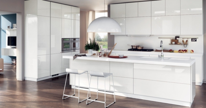 Кухни и кухонные гарнитуры на заказ