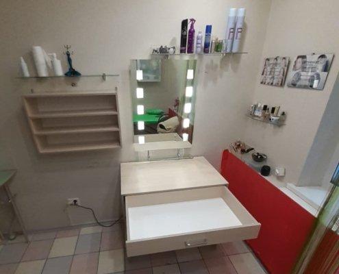 Стол для визажиста-парикмахера