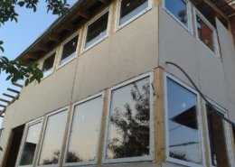 Веранда-оранжерея двухэтажная в своем доме